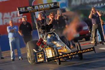 NHRA Top Fuel Tony